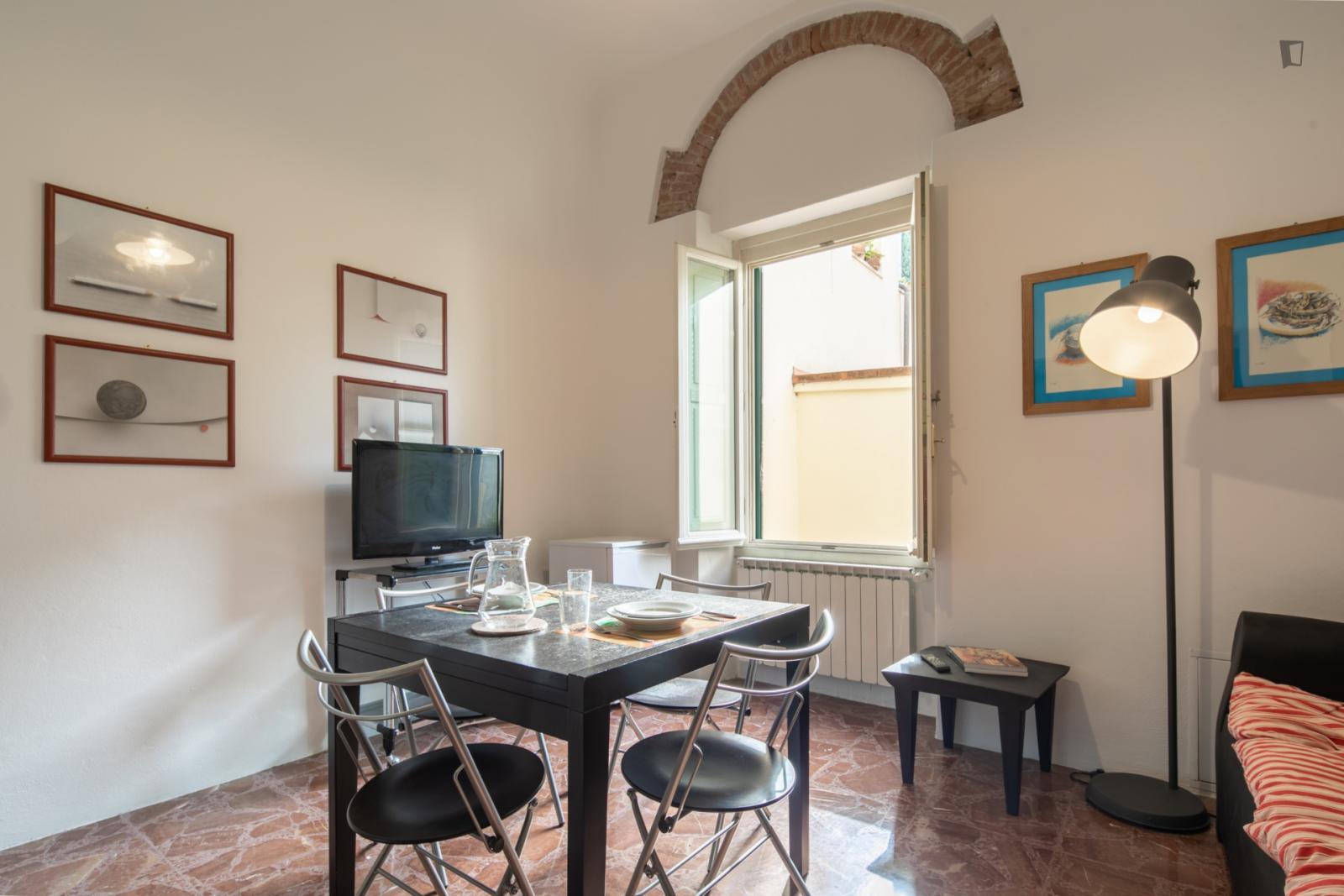 Via Fra' Giovanni Angelico - 1115EUR / month