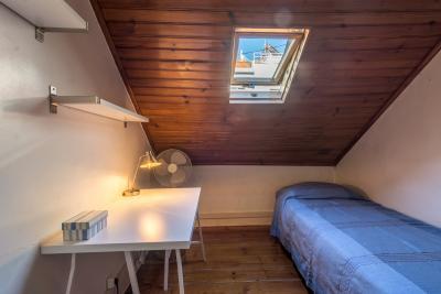 Cosy single bedroom in a great area near the Escola Superior de Educação João de Deus