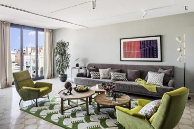 Modern apartment near Parc del Turó
