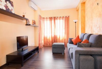 3-bedroom apartment, with outdoor area