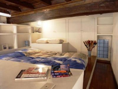Fancy studio apartment close to Isola Tiberina