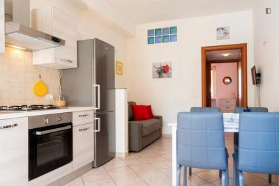 Cozy 1-bedroom apartment near Lambrate Metro Station