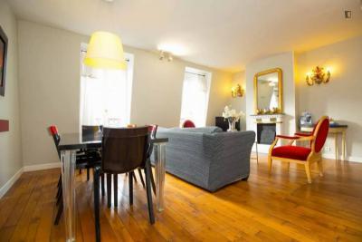 Superb 3-bedroom apartment in Paris