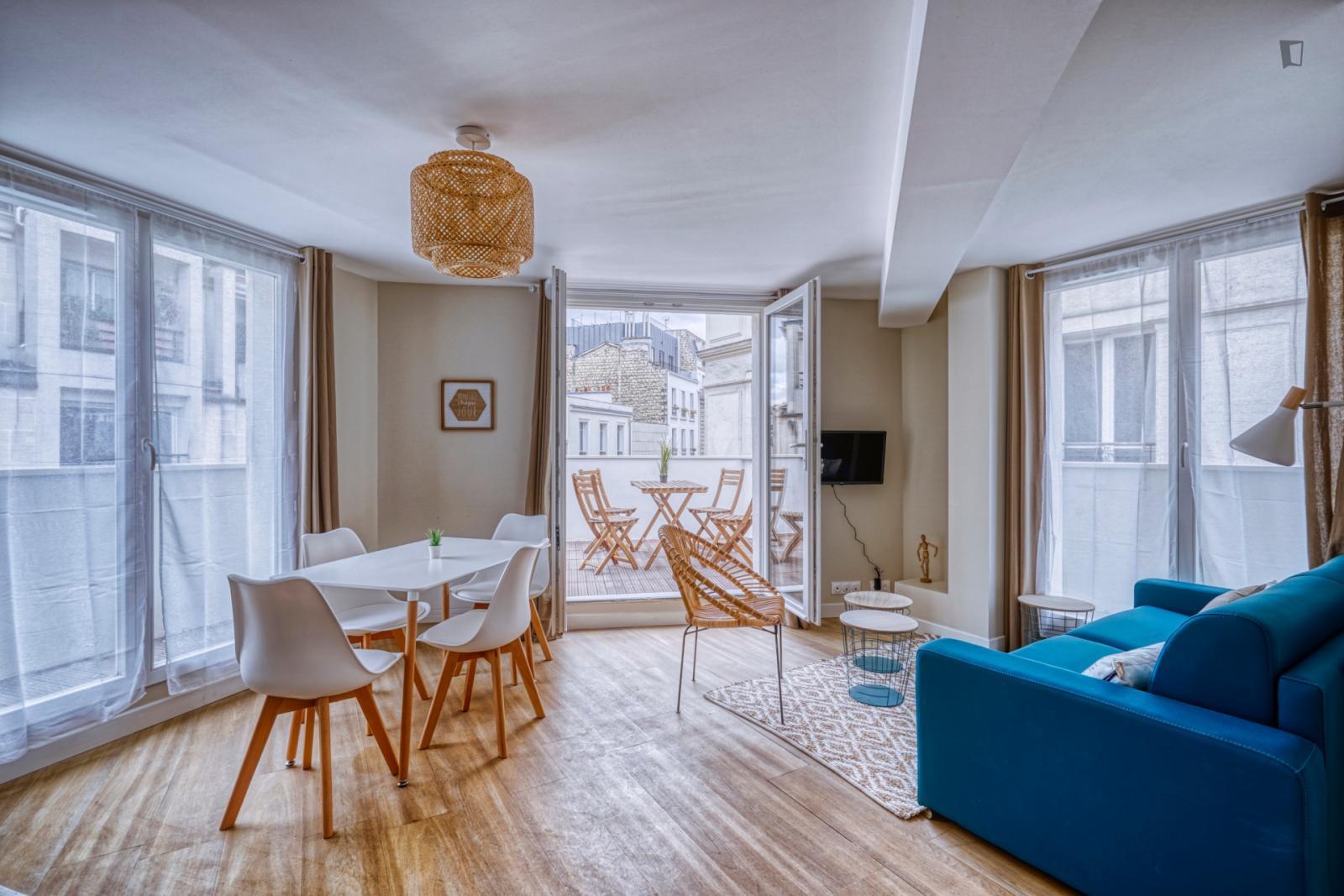 Rue Edouard Jacques, 14th arrondissement of Paris, FR-75 - 1,950 EUR/ month