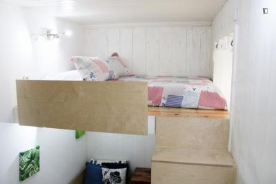 Great and cosy studio next to the University of Coimbra