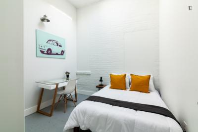 Private Furnished Room - Free WiFi  Utilities