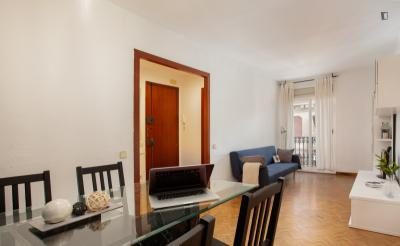 Marvelous apartment in La Barceloneta, minutes away from the beach