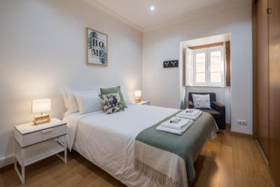 Homely 1-bedroom apartment near Avenida metro station