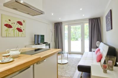 Comfortable 1-bedroom apartment in residential Cascais