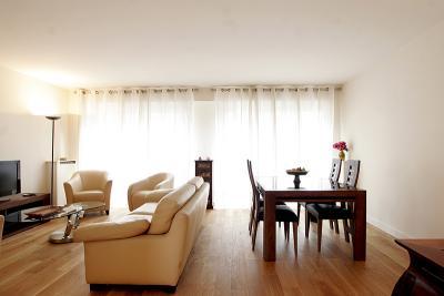Charming 2-bedroom apartment near Tour Eiffel