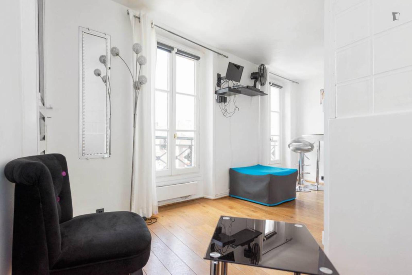 Rue des Ecouffes, 4th arrondissement of Paris, FR-75 - 900 EUR/ month