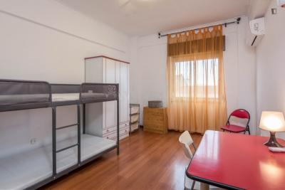 Central Bunk bedroom in Picoas