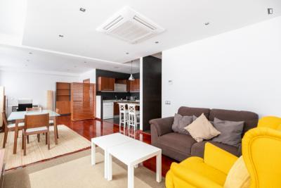 Cozy 1-bedroom apartment near Parc del Turó del Putxet