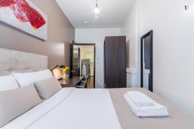 Amazing double bedroom in a 2-bedroom apartment near Chrysler Building