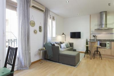 Nice apartment in La Barceloneta