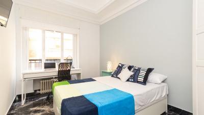 Great looking single bedroom close to Escuela Técnica Superior de Ingenieros Industriales UPM