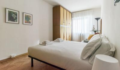Appealing 1-bedroom flat in Solari - Tortona
