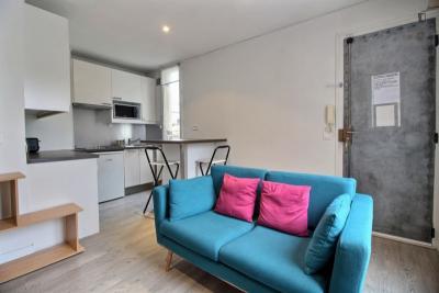 Bright 1-bedroom apartment in Paris near Richard Lenoir