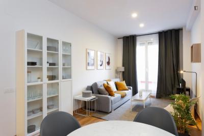 Attractive 1-bedroom apartment in charming Sant Antoni