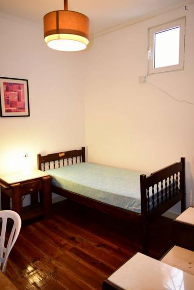 Sublime single bedroom in Intendente