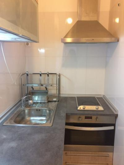 Lovely 1-bedroom apartment close to Lisbon School of Economics and Management