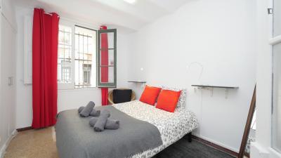 Beautiful 1-bedroom apartment in El Poble Sec - Parc de Montjuïc (Sants - Montjuïc)