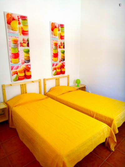 Whole apartment for 2 students close to Nova SBE Carcavelos