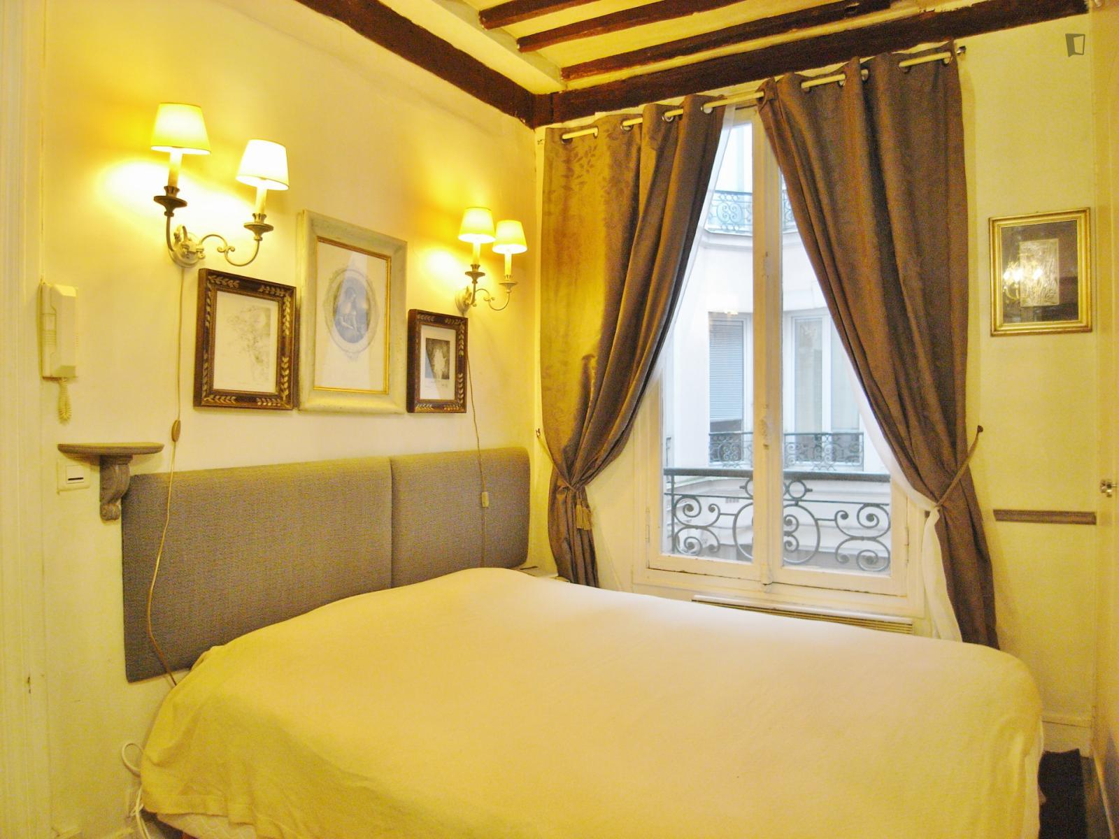 Rue Budè, 4th arrondissement of Paris, FR-75 - 1,315 EUR/ month