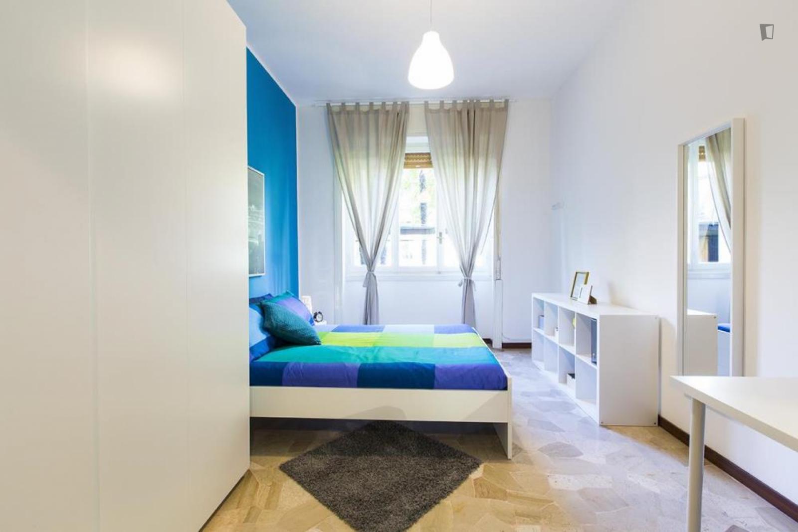 Via Raffaello Bertieri, Milan, TN - 600 USD/ month