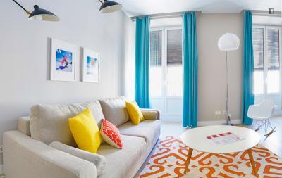 Welcoming 1-bedroom apartment in La Latina