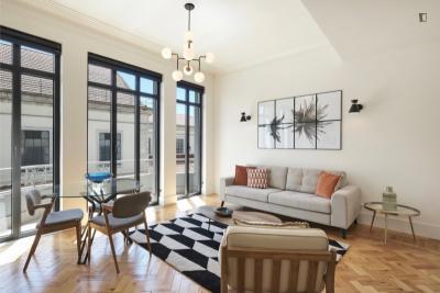 Apartamento premium 1 quarto - Cais do Sodré