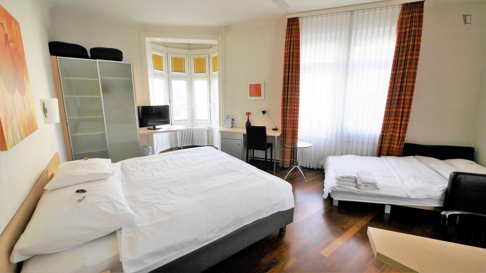 Langensteinenstrasse, Zurich, MT - 2,550 CHF/ month