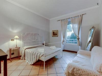 Nice 2-bedroom apartment near the Colosseum
