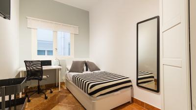 High-quality single bedroom not far from IE University - Madrid Campus