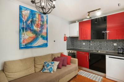 Lovely 1-bedroom apartment in São Bento