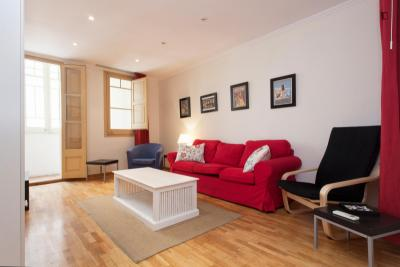 Cool 1-bedroom apartment in Les Corts