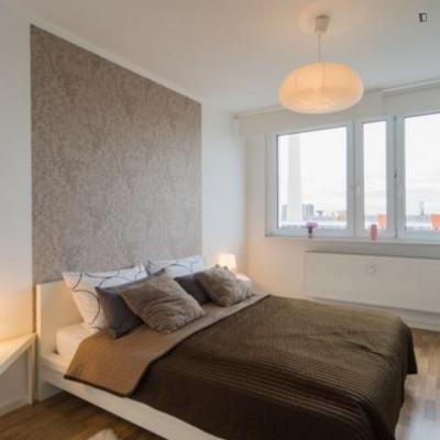 Cozy 1-bedroom apartment close to Alexanderplatz