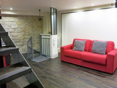 Nice 3-bedroom apartment near Étienne Marcel metro station