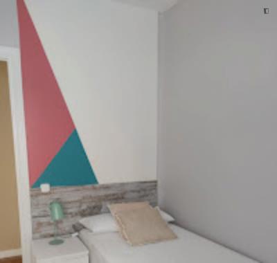 Cosy single bedroom in Trafalgar