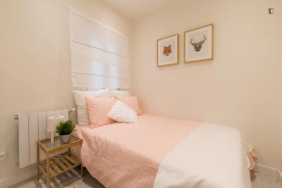 Elegant 1-bedroom apartment in El Viso