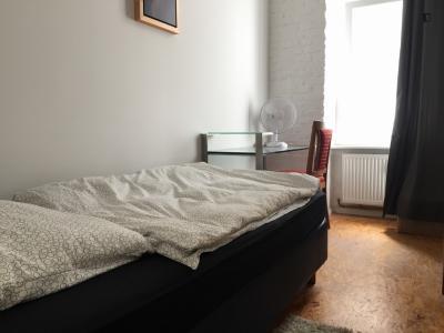 Bright single bedroom in Neukölln
