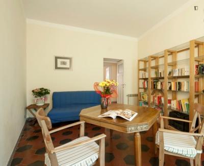 Neat double bedroom close to Manzoni metro station