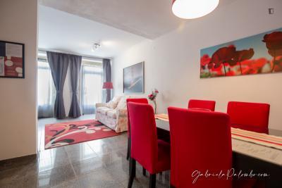 Exquisite 1-bedroom flat in Estrela