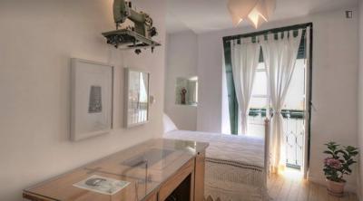 2-Bedroom Alfama AP/River/Metro