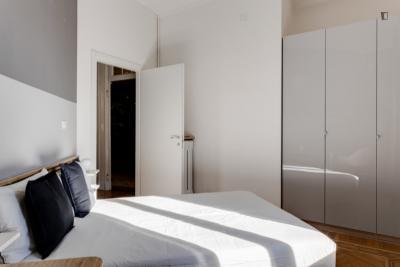 Nice double bedroom in Loreto