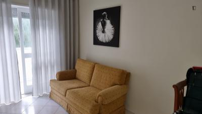 Pleasant 1-bedroom apartment in student-popular Paranhos