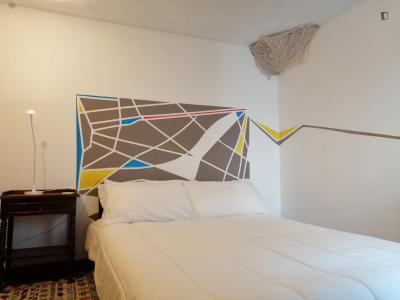 Beatiful bedroom near Parque da Cidade and Serralves
