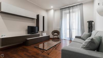 Marvellous 2-bedroom apartment in Cagnola