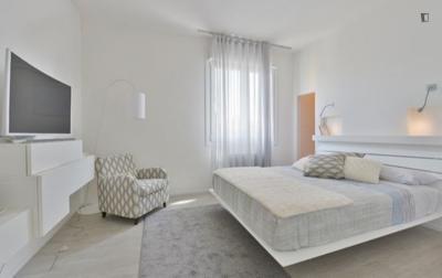 Beautiful 1-Bedroom apartment near Parco del Dopolavoro Ferroviario