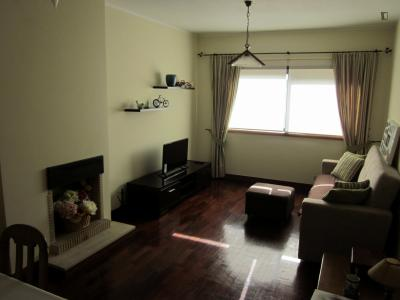 Very appealing 1-bedroom apartment near the Fonte do Cuco metro